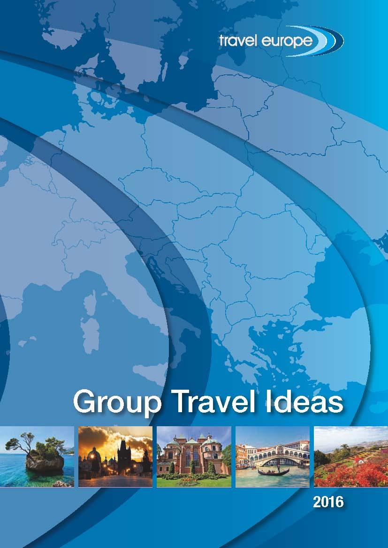 travel europe order catalogue